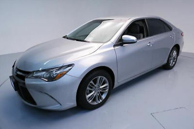 2015 Toyota Camry  2015 TOYOTA CAMRY SE REARVIEW CAM PADDLE SHIFT 23K MI #960890 Texas Direct Auto