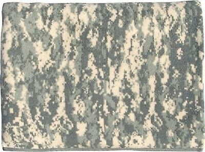 Us Acu At Digital Army Blanket Camouflage Fleece Decke