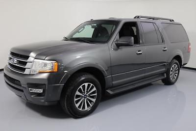 2016 Ford Expedition  2016 FORD EXPEDITION XLT EL ECOBOOST 8-PASS SUNROOF 55K #F52716 Texas Direct