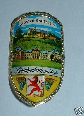 10x Stocknagel Stockschild Kloster Engelberg Kleinheubach am Main
