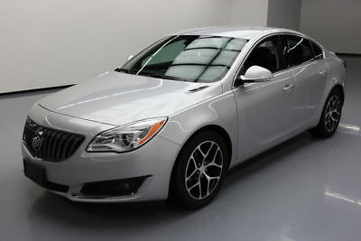 2017 Buick Regal  2017 BUICK REGAL SPORT TOURING HTD LEATHER REAR CAM 22K #102723 Texas Direct