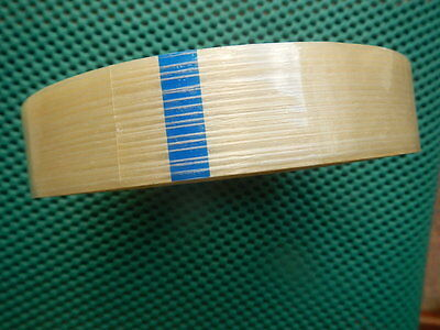 1Pcs Cricket Bat Glass Adhesive Fibre stripe Tape 25mmx50m New NR