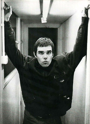 IAN BROWN The Stone Roses - Vintage Magazine Picture Photo Cutting - RARE