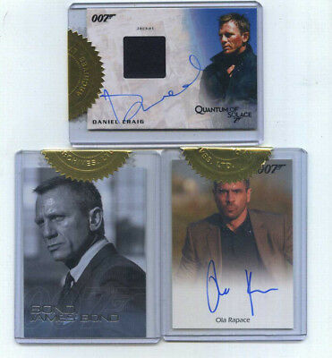 2013 James Bond Archives Complete Master Set 3-A - Rittenhouse Archives
