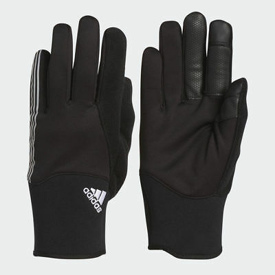 adidas ClimaWarm Uni Winter Gloves - Touch Screen Friendly - size S M L