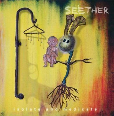 Seether - Isolate And Medicate (Deluxe Ed. w. 4 bonus tracks) - CD - New