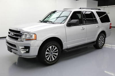 2017 Ford Expedition EL King Ranch Sport Utility 4-Door 2017 FORD EXPEDITION XLT ECOBOOST 8PASS SUNROOF 19K MI #A52732 Texas Direct Auto