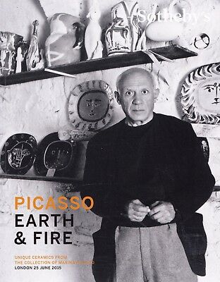 PICASSO - CERAMICS: EARTH & FIRE - Sotheby's Top-Wälzer London 15 +results