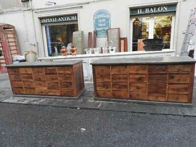 Beautiful Pair Of Antique Stall Holders To Shop From Shop Period 800