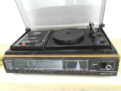RFT Stereo- Compact- Anlage  SC 1100