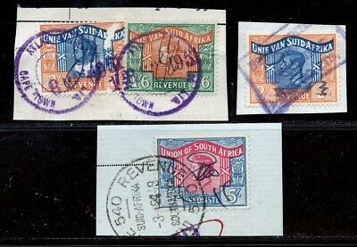 South Africa Kgvi Revenues With Language Error Variety Used.  A737