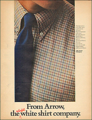 1967 Vintage ad The Arrow Shirt Company`Arrow Shirts (102215)