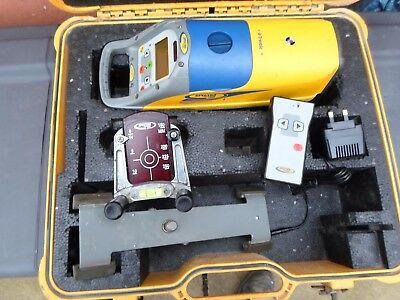 Spectra DG511 pipe laser with remote control FWO