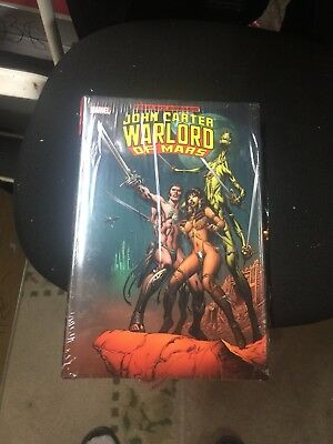 Marvel Comic JOHN CARTER WARLORD OF MARS OMNIBUS Hard Cover 624 pages (2012) New