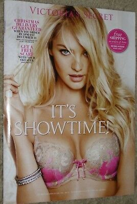 "CANDICE SWANEPOEL 2012 VICTORIA'S SECRET Catalog Volume 1 No 1 ""It's Show Time"""