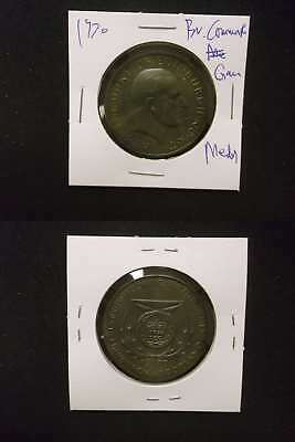 1205 GB 1970 Commonwealth Game Medal