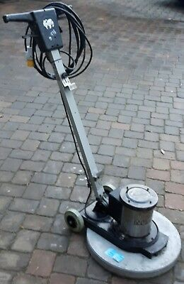 Numatic Floor buffer Scrubber Polisher. 110v or 240v