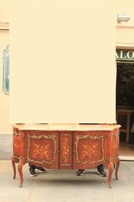Dresser' French Inlaid, Period First Half Of The '900 / /