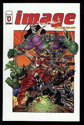 Image Zero (1993) #0 1st Print Mail Away Exclusive 1st App Troll Rob Liefeld NM-