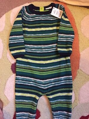 Baby Boys Next Romped 6-9 Months BNWT