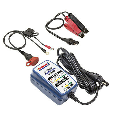 Optimate 1 Duo Motorcycle Smart Battery Optimiser Charger 12v GEL MF AGM Lithium