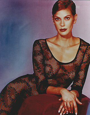 Teri Hatcher 8 X 10 Photo With Ultra Pro Toploader