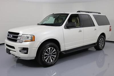 2017 Ford Expedition EL King Ranch Sport Utility 4-Door 2017 FORD EXPEDITION EL 4X4 ECOBOOST SUNROOF REAR CAM!! #A17740 Texas Direct