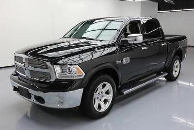 2016 Dodge Ram 1500 Limited Crew Cab Pickup 4-Door 2016 DODGE RAM 1500 LONGHORN CREW 4X4 HEMI SUNROOF NAV! #225185 Texas Direct