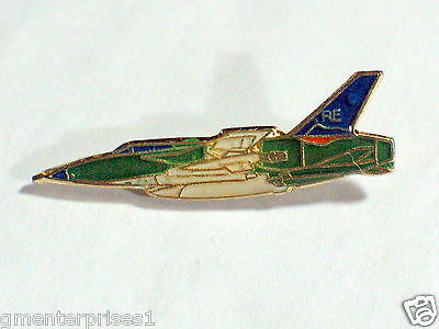 F-105 Starfire Fighter WW11 Military Aircraft Airplane Pin, Vintage PIn, (**)