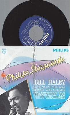 """7""""  Bill Haley – Rock Around The Clock / See You Later Alligator"""