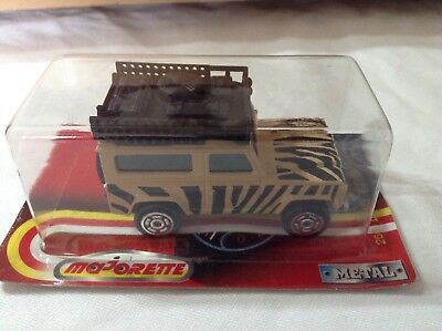 Land Rover Serie 200 Majorette. New, Never Used