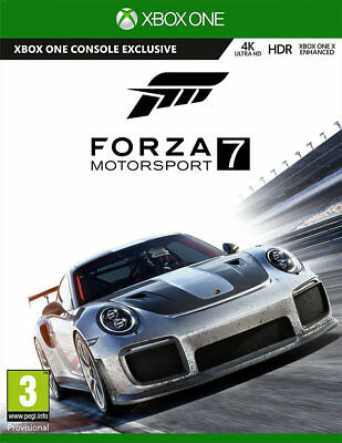 Forza Motorsport 7 (Xbox One)  BRAND NEW AND SEALED - QUICK DISPATCH