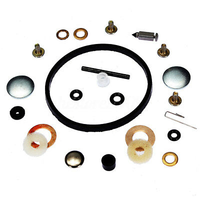 Carburetor Carb Rebuild Repair Kit For 632760B Tecumseh 631021/631021A/632760 MH