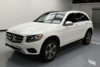 2017 Mercedes-Benz GLC-Class Base Sport Utility 4-Door 2017 MERCEDES-BENZ GLC300 PANO SUNROOF NAV REAR CAM 22K #170857 Texas Direct