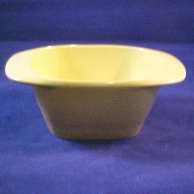 Vintage Melmac Harmony House Yellow Bowl Talk Of The Town Collection