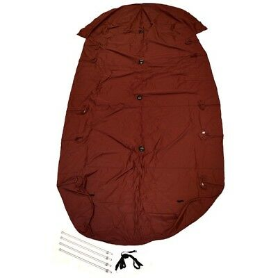Xcursion Pontoon Boat Playpen Cover 1307 | X23C Maroon