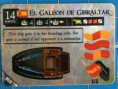 Pirates of the Mysterious Islands - El Galeon De Gibralter 059
