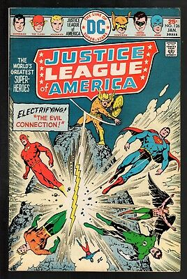 Justice League of America #126 VG/FN 5.0 DC Bronze Age 1976!!!
