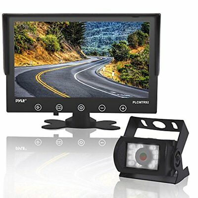 Waterproof Rated Backup Camera & Monitor System - w/ 9'' Display (PLCMTR92)