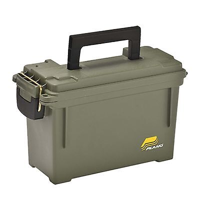 Lot 6 Plano 131200 Olive Drab Green .30 Caliber Field Stack-able Ammo Can 6 Pack