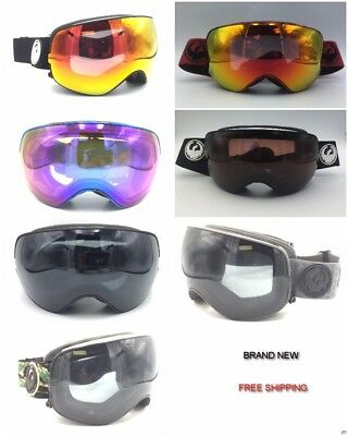 Dragon Alliance X2s Snow Ski Goggles (Various Styles)  ~ $245 MSRP