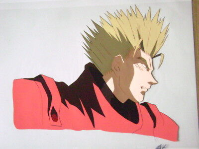 Trigun Vash The Stampede Anime Production Cel 21