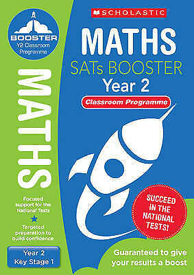 Maths Pack (Year 2) Classroom Programme: Year 2 by Caroline Clissold, Paul...