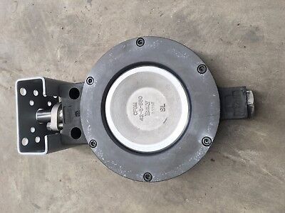 "Bray 6"" Water Controller Valve CF8M 4-6-580 hydraulic industrial butterfly Valve"