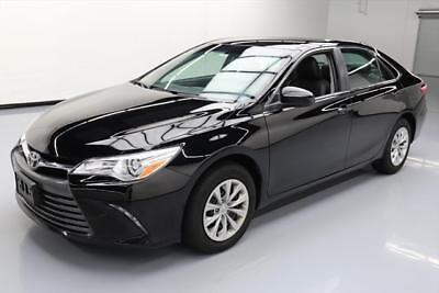 2015 Toyota Camry  2015 TOYOTA CAMRY LE LEATHER BLUETOOTH REAR CAM 32K MI #494675 Texas Direct Auto