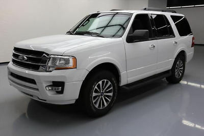 2017 Ford Expedition EL King Ranch Sport Utility 4-Door 2017 FORD EXPEDITION XLT ECOBOOST 8-PASS REAR CAM 17K #A56183 Texas Direct Auto