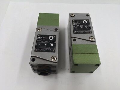 Omron Photoelectric Switch Type E3N-Ioud-4