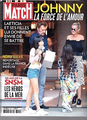 paris match n 3144 johnny hallyday laeticia affiche du magazine eur 7 50 picclick fr. Black Bedroom Furniture Sets. Home Design Ideas