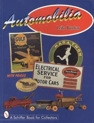 Automobilia Vintage Petroleum Oil & Gas Station Collector Guide - Signs Toys Etc