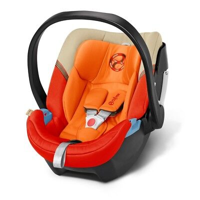 SALE! Cybex Babyschale Gruppe 0+ Aton 4 OPTIONAL mit ISOFIX-Basisstation